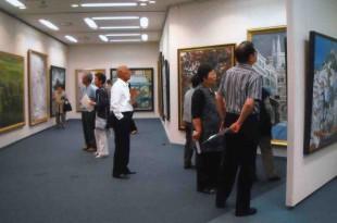 展覧会の様子2