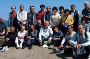 「石川県支部越前海岸スケッチ旅行」27年6月7日