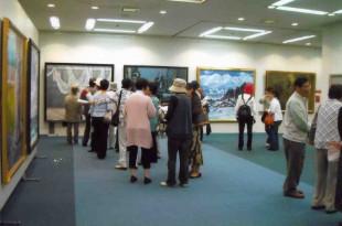 展覧会の様子1