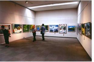 山形巡回展 公募作品の部屋